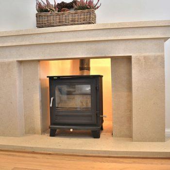 Bosham-Fireplace-in-Massangis-Beige-Clair-Limestone,-West-Sussex