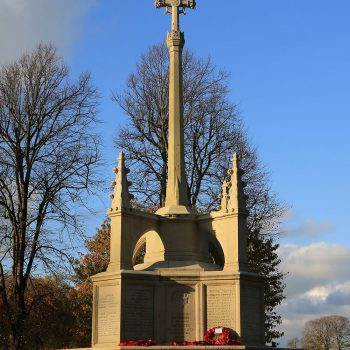Chichester-war-memorial-stone-cleaning,-mortar-repairs-repointing-and-letter-cutting