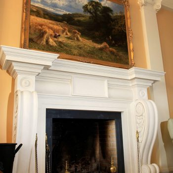 Classical-Fireplace-in-Portland-Stone,-Sussex-(2)