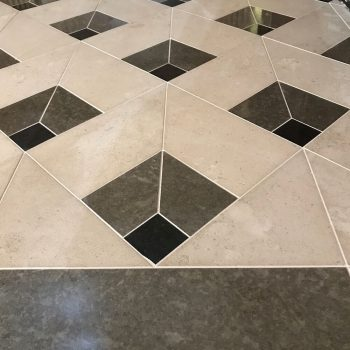 Close-up-of-Sanctuary-Floor-in-British-Limestones-at-St.-Andrew_s-Church,-Holborn