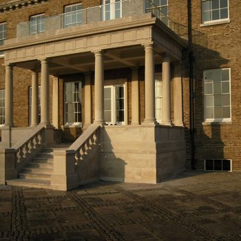 Completed-Portico