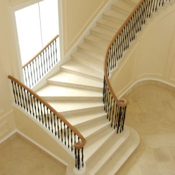 French-Limestone-Cantilevered-Staircase