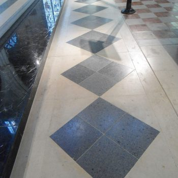 New-Purbeck-stone-floor-to-St-Johnsd-Church,-Hyde-Park