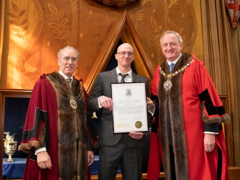 Journeyman Craftsman Certificate – Tom Francis